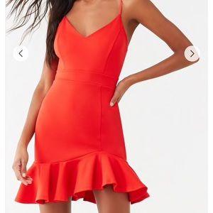 Forever 21 Flounce Cami Dress